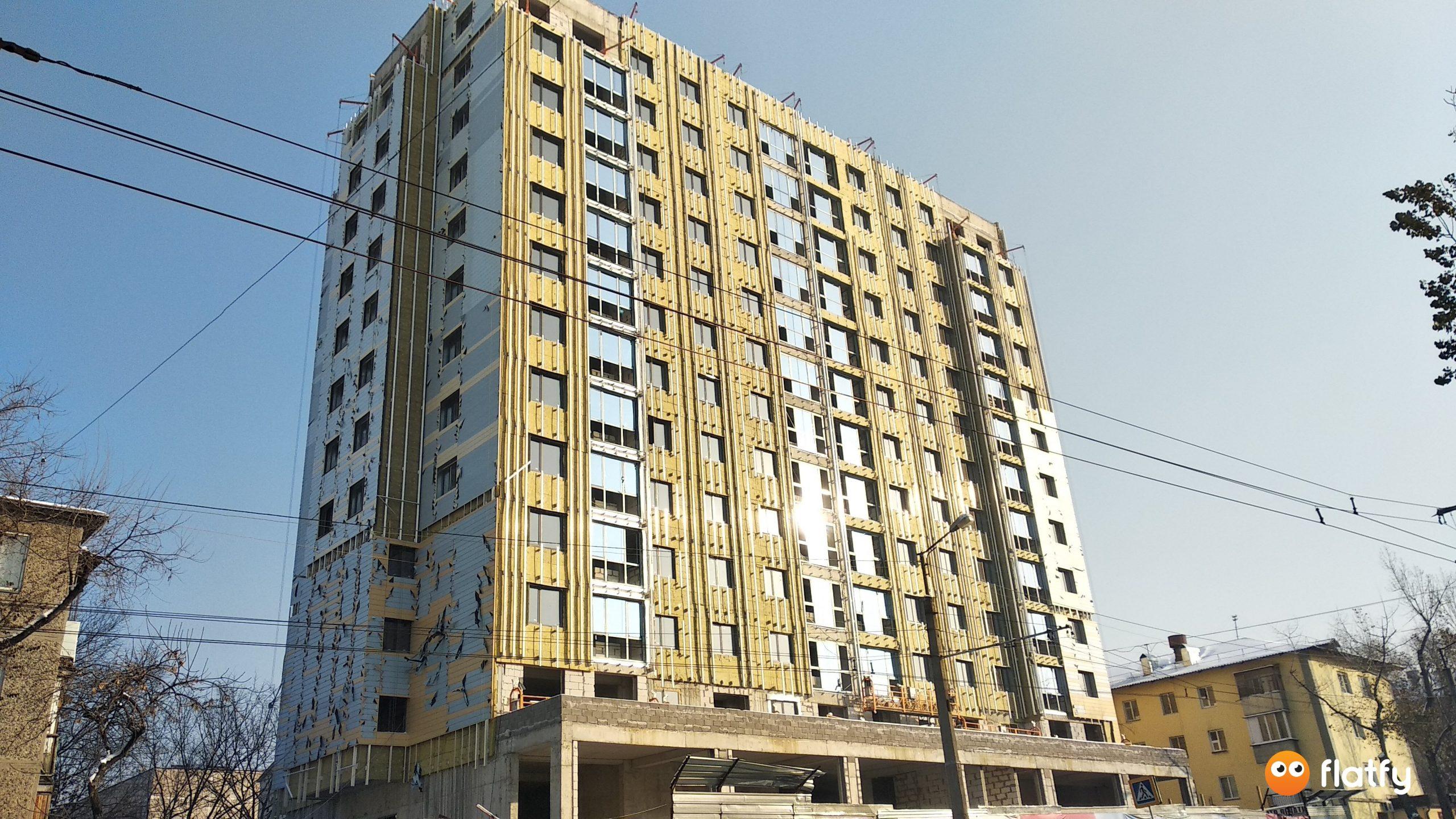 Комфортабельные новостройки в Алматы по оптимальной цене от надежной компании mercur-grad.kz
