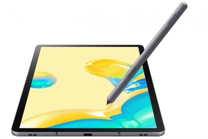 Samsung анонсировала планшет Galaxy Tab S6 5G (фото)
