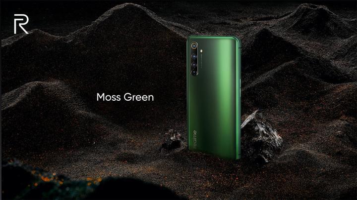 Бренд Realme представил флагманский смартфон X50 Pro 5G (фото)