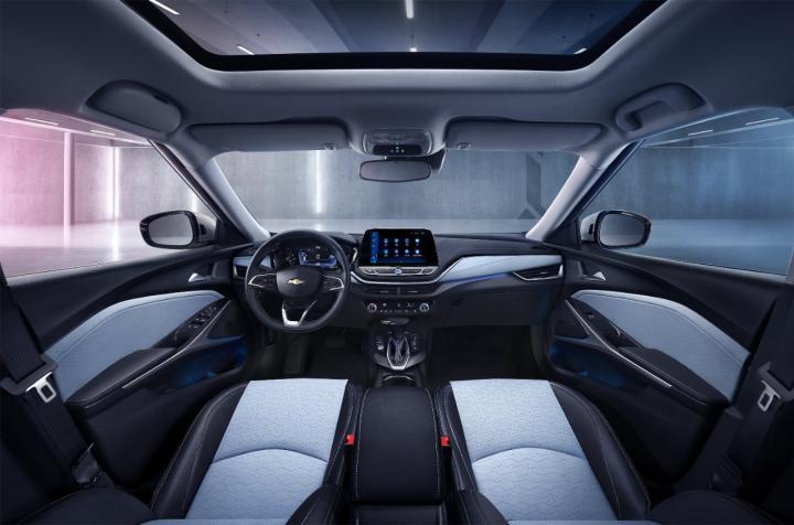 General Motors представил электрокар для китайского рынка (фото)