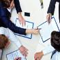 Безработному могут помочь с организацией своего бизнеса (инфографика)