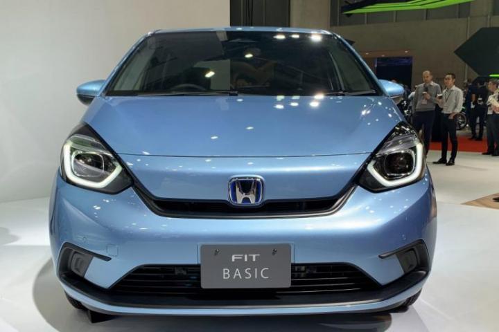 Новый Honda Jazz Hybrid будет расходовать 4,4 л бензина на 100 км