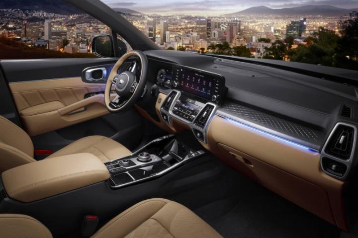 Kia Sorento 2020: представлен кроссовер нового поколения (фото)