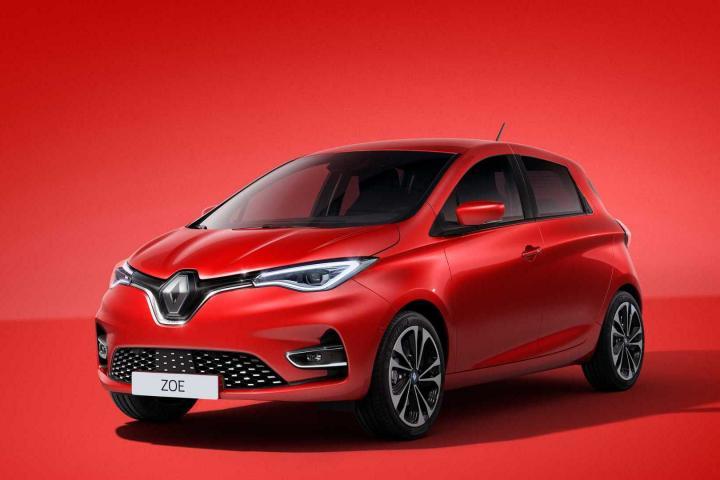 В январе Renault продал рекордное количество электромобилей (фото)
