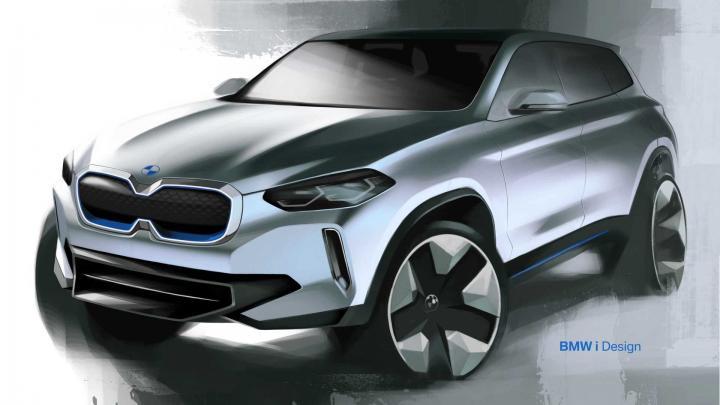 BMW создала диски, которые экономят энергию электрокаров (фото)
