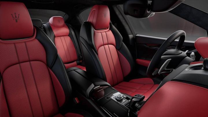Maserati в апреле покажет свой первый гибридный автомобиль (фото)