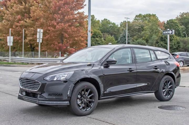 Ford Mondeo в новом поколении (или его преемник) получит дизайн в стиле кроссовера