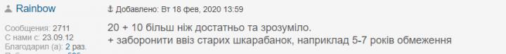 Акциз на автомобили: как читатели dengiua.com предлагают развивать украинский автопром