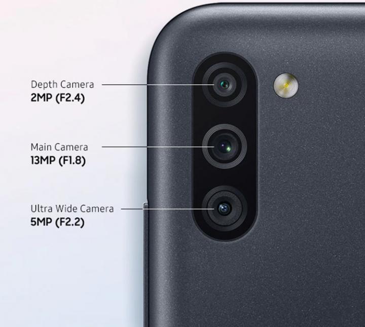 Samsung представила Galaxy M11 с тройной камерой (фото)
