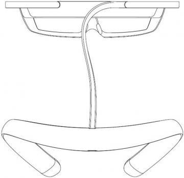 Xiaomi готовится представить очки дополненной реальности (схема)