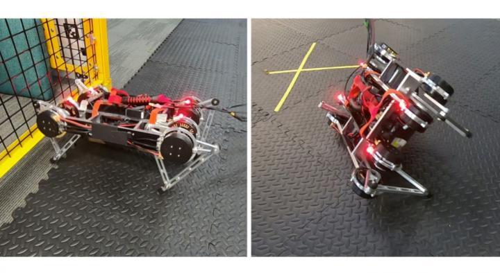 Научиться ходить за несколько часов: Google создала соответствующий алгоритм для четвероногих роботов (фото, видео)