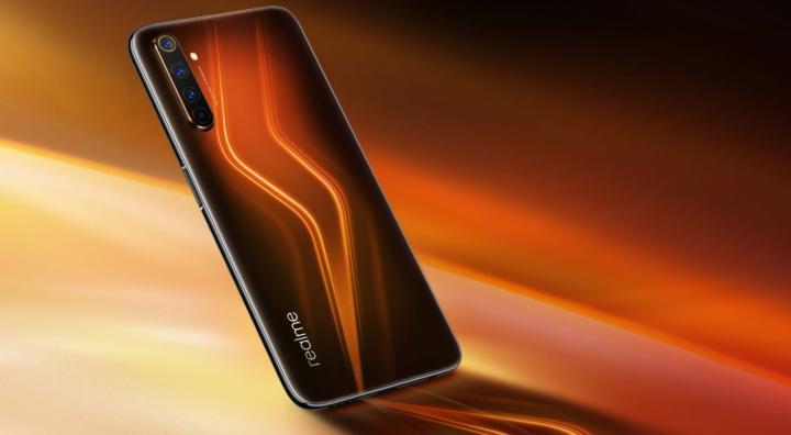 Realme представила новые смартфоны (фото)