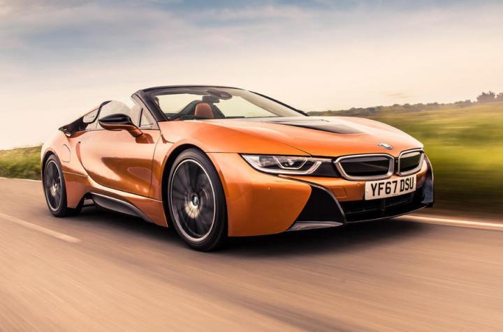 Гибридный спорткар BMW i8 скоро снимут с конвейера