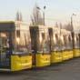 Киев планирует приобрести 200 новых автобусов