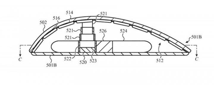 У Apple может появиться мышь с изменяемой формой (патент)