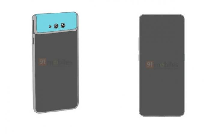Xiaomi запатентовала новый вид поворотной камеры (фото)
