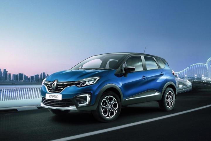 Renault анонсировал обновленный Kaptur (фото)