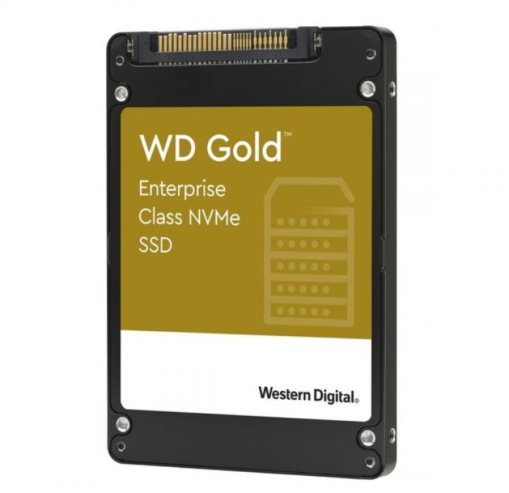 Western Digital выпустил золотые SSD