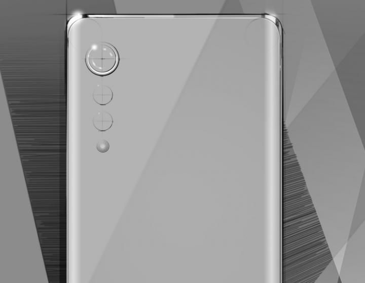 LG показала новый дизайн смартфона с камерой Raindrop (фото)