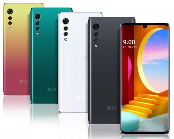 LG раскрыла характеристики смартфона нового поколения Velvet