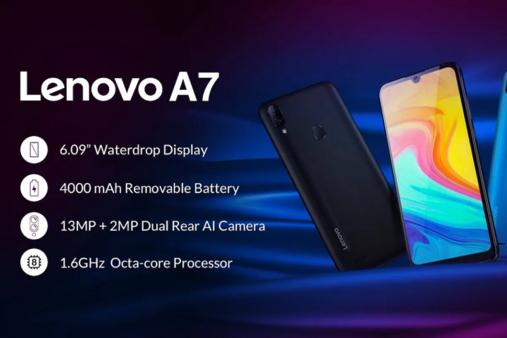 Lenovo анонсировала смартфон со съёмным аккумулятором (фото)