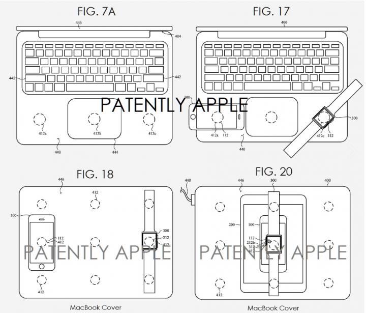 Apple научит свои гаджеты заряжать друг друга