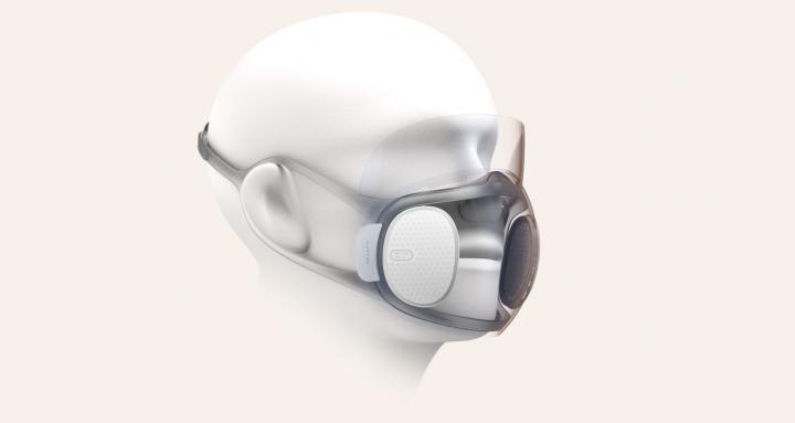 Xiaomi представила маску от коронавируса (фото)