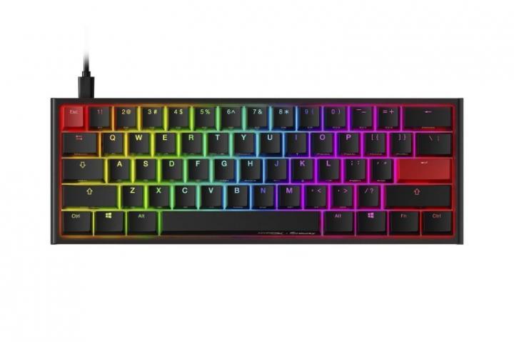 HyperX выпустила механическую геймерскую клавиатуру (фото)