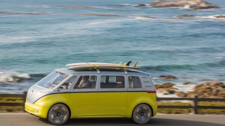 VW патентует в Европе название «e-Samba» (фото)