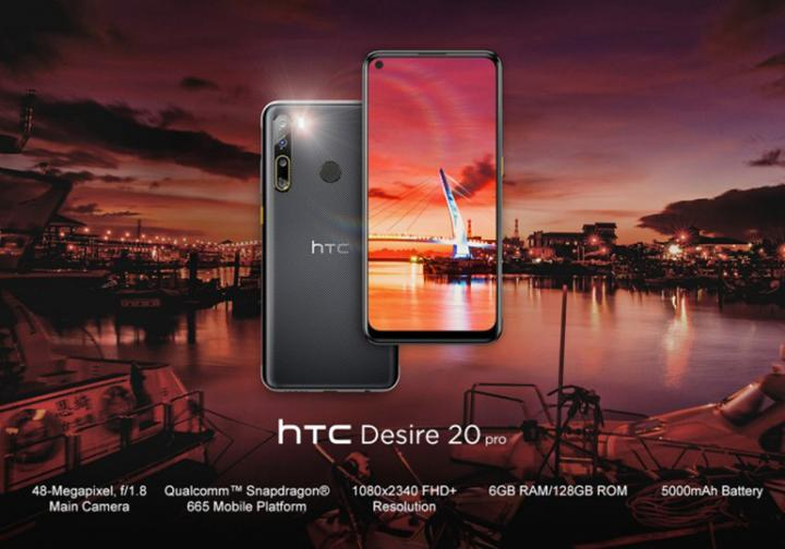 HTC анонсировала свой первый 5G-смартфон (фото)