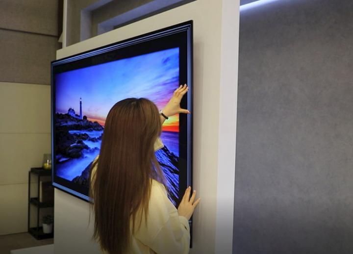 LG представила новые OLED-телевизоры толщиной всего 20 мм (фото)