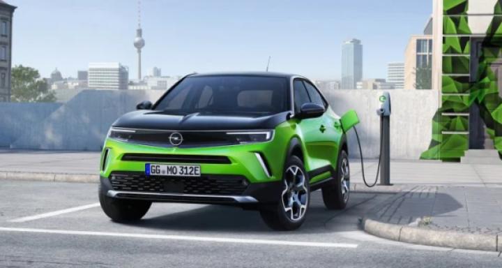 Opel официально представил электрический кроссовер Mokka (фото, видео)