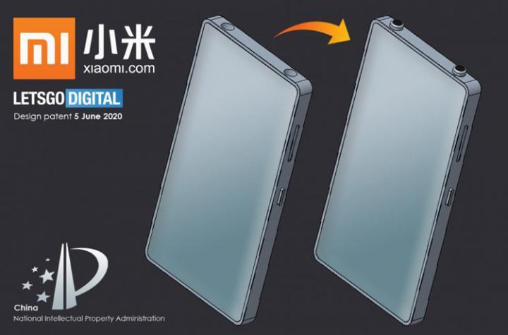 Xiaomi запатентовала смартфон с двумя выдвижными модулями и панорамной съёмкой (фото)