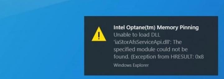 Свежее обновление Windows 10