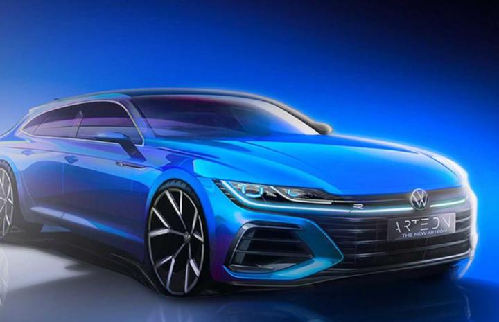 Volkswagen показал новый универсал Arteon