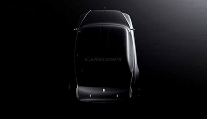 Показали дизайн Rolls-Royce Special без зеркал заднего вида