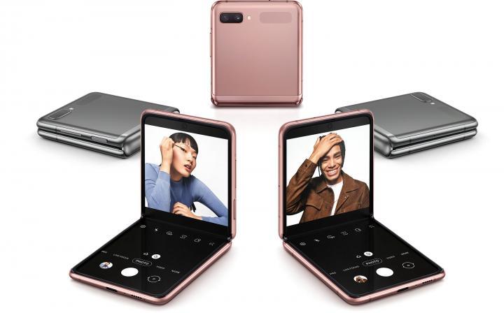 Samsung представила гибкий 5G-смартфон Galaxy Z Flip 5G (фото, видео)