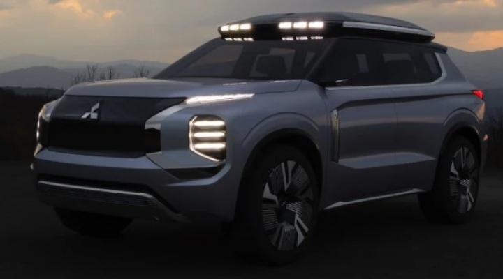 Mitsubishi обнародовала план запуска новых моделей (фото)