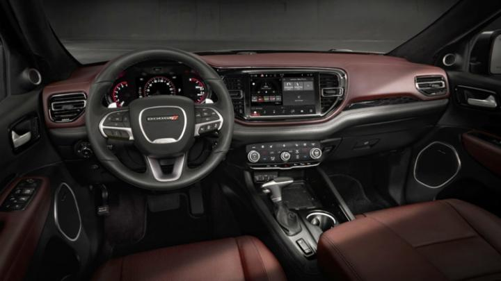 Dodge представил модернизированный кроссовер (фото)