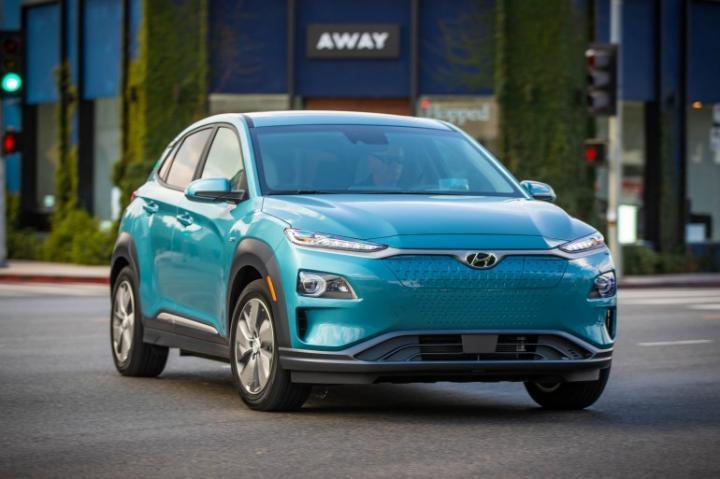 Электрокроссовер Hyundai Kona Electric преодолел отметку в 100 тыс. проданных экземпляров