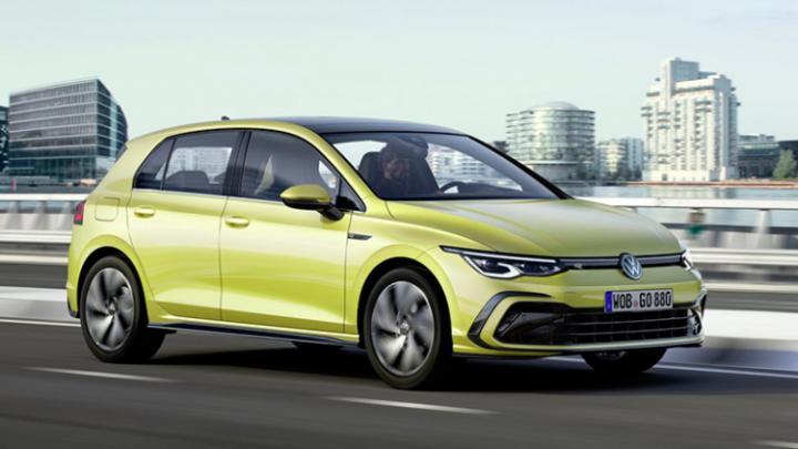 Volkswagen начал продажи новой версии модели Golf (фото)