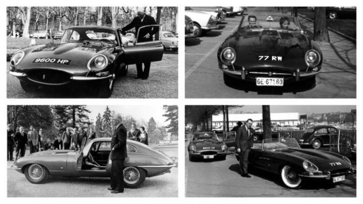 Jaguar решил возродить 60-летние модели (фото)