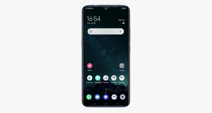 Google раскрыла характеристики нового смартфона vivo