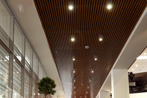 Кубообразный потолок для вашего интерьера