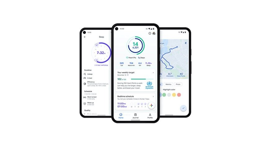 Google выпускает крупное обновление Android Wear и Google Fit