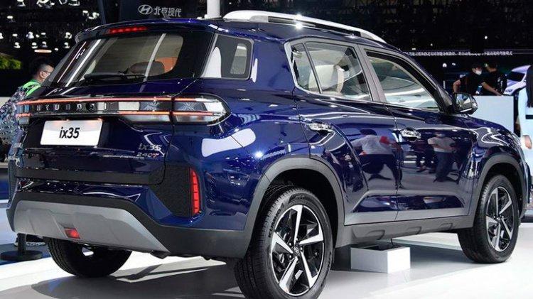 В Hyundai появился модный кроссовер с вертикальным экраном мультимедиа (фото)