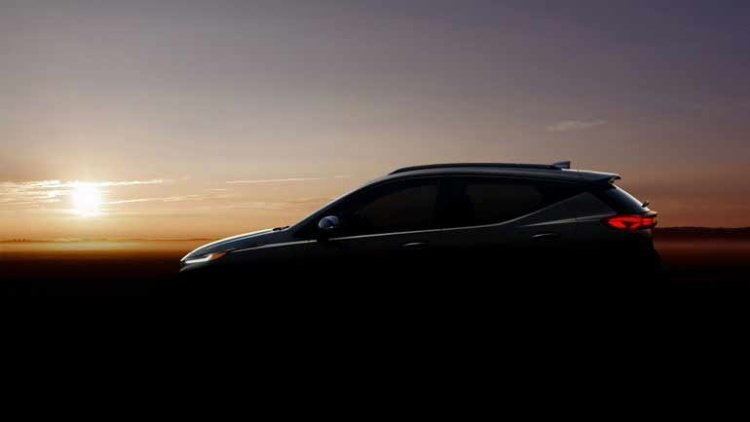 Chevrolet анонсировала новый электрокар Bolt EUV (фото)