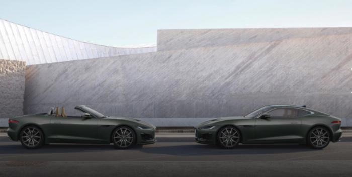 Всего 60 экземпляров: Jaguar представил люксовое купе
