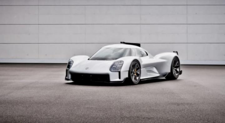 Porsche показала три эксклюзивных концепта (фото)