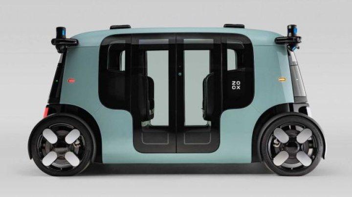 Amazon представил свой первый электромобиль (фото)